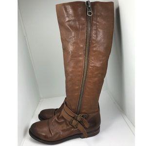Steve Madden savior boots